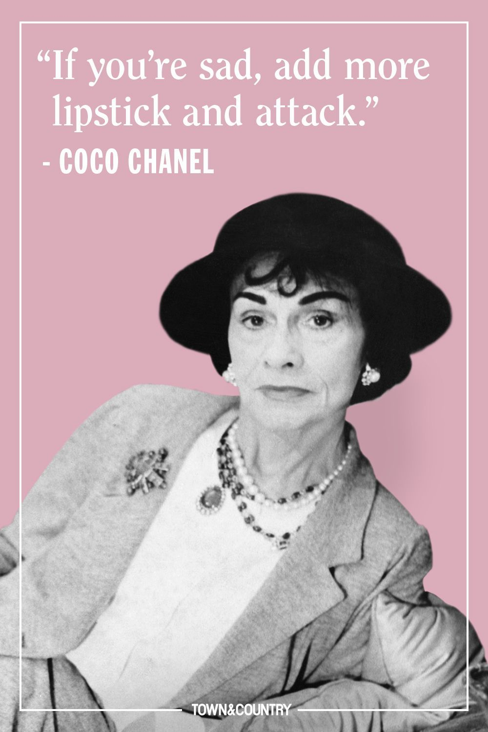 25 Coco Chanel Quotes Every Woman Should Live By Coco