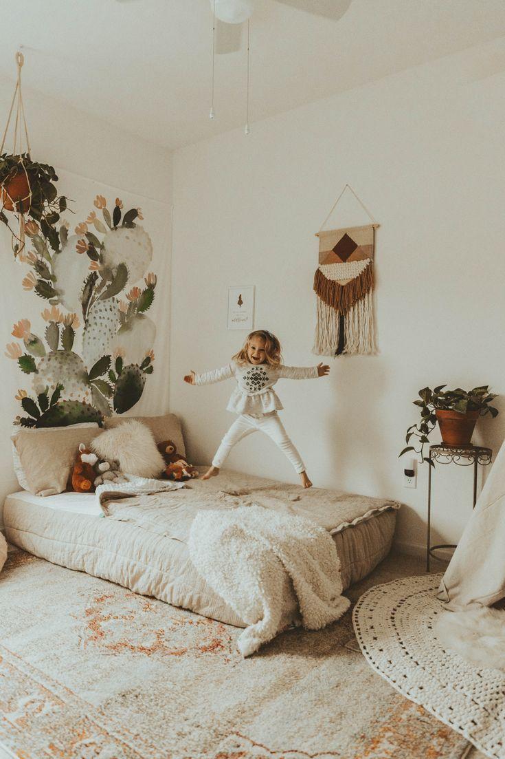 Girls Boho Bedroom | Beddy's in 2019 | Trendy bedroom ...