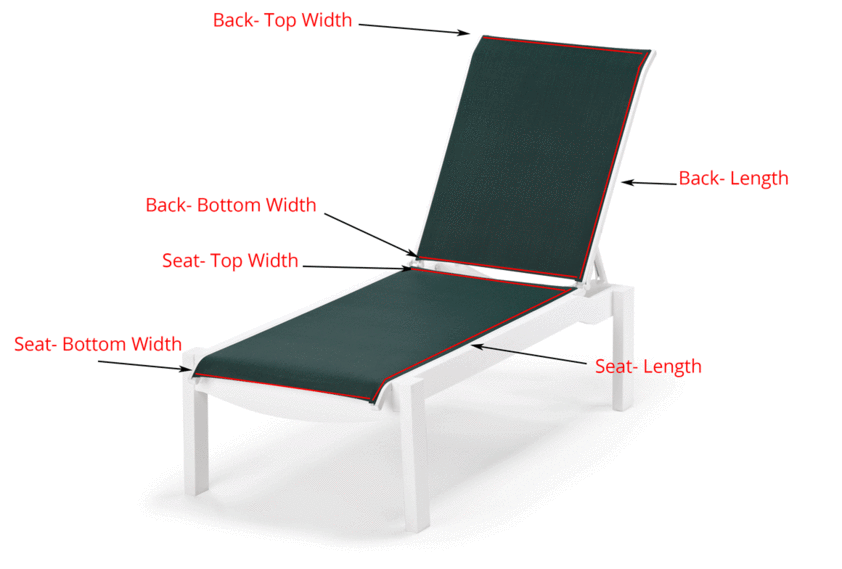Read This Before You Buy Replacement Slings For Your Patio Furniture Diy Patio Furniture Patio Furniture Furniture