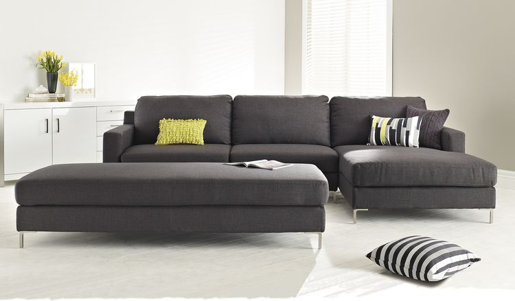 : 3 seater chaise lounge - Sectionals, Sofas & Couches