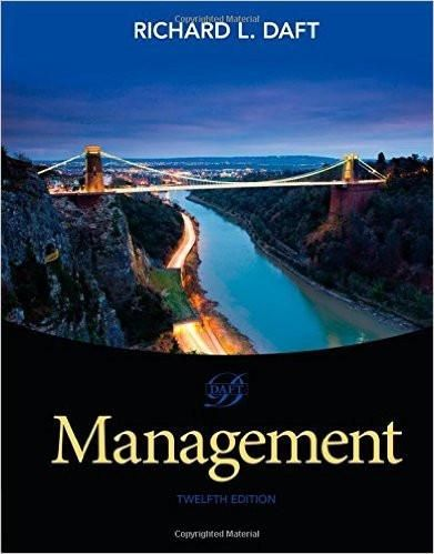 Management 12th edition by richard l daft author isbn 13 978 management 12th edition by richard l daft author isbn 13 978 fandeluxe Images