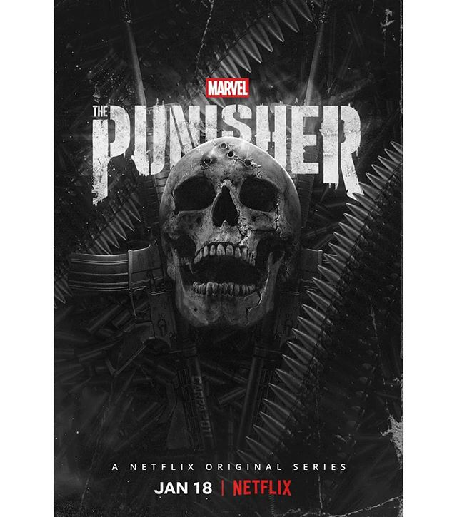 Pin on the punisher