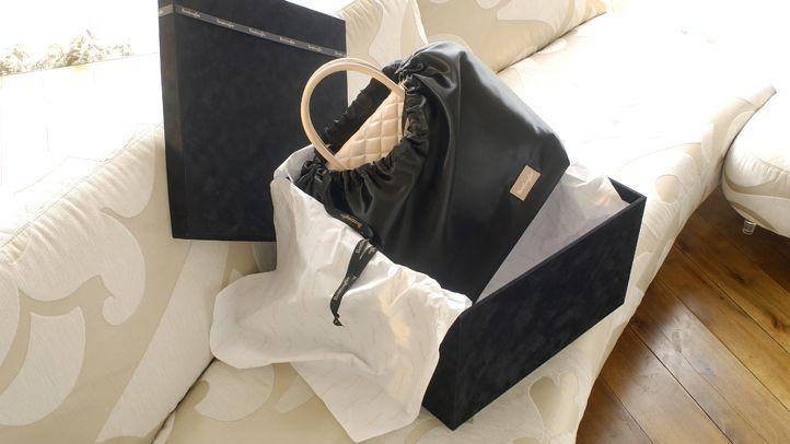 Luxury Handbags Packaging Warranty Quality Certificate Of Dust Bag