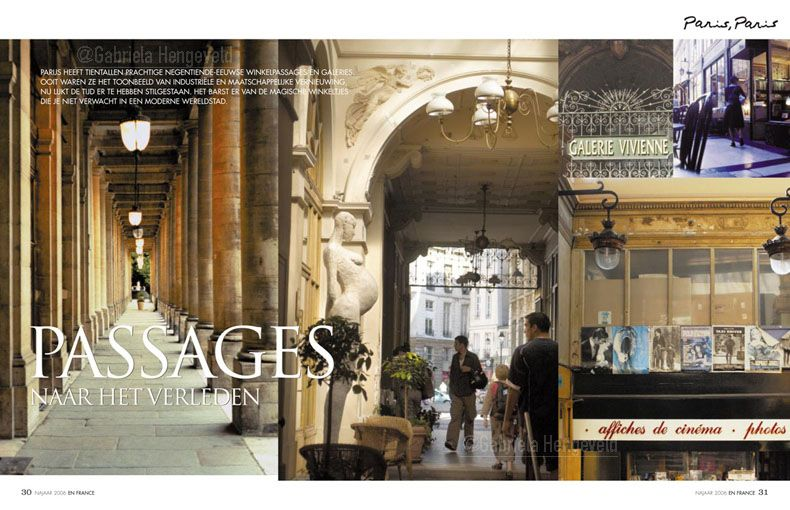 Passages in Paris