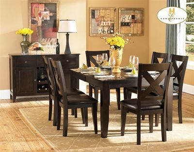 Crown Point Dining Collection(1372) :: Direct Factory Furniture