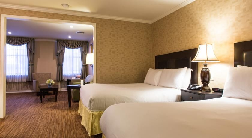 Hotel Stanford Nyc Koreatown New York Is A Short Walk To Herald
