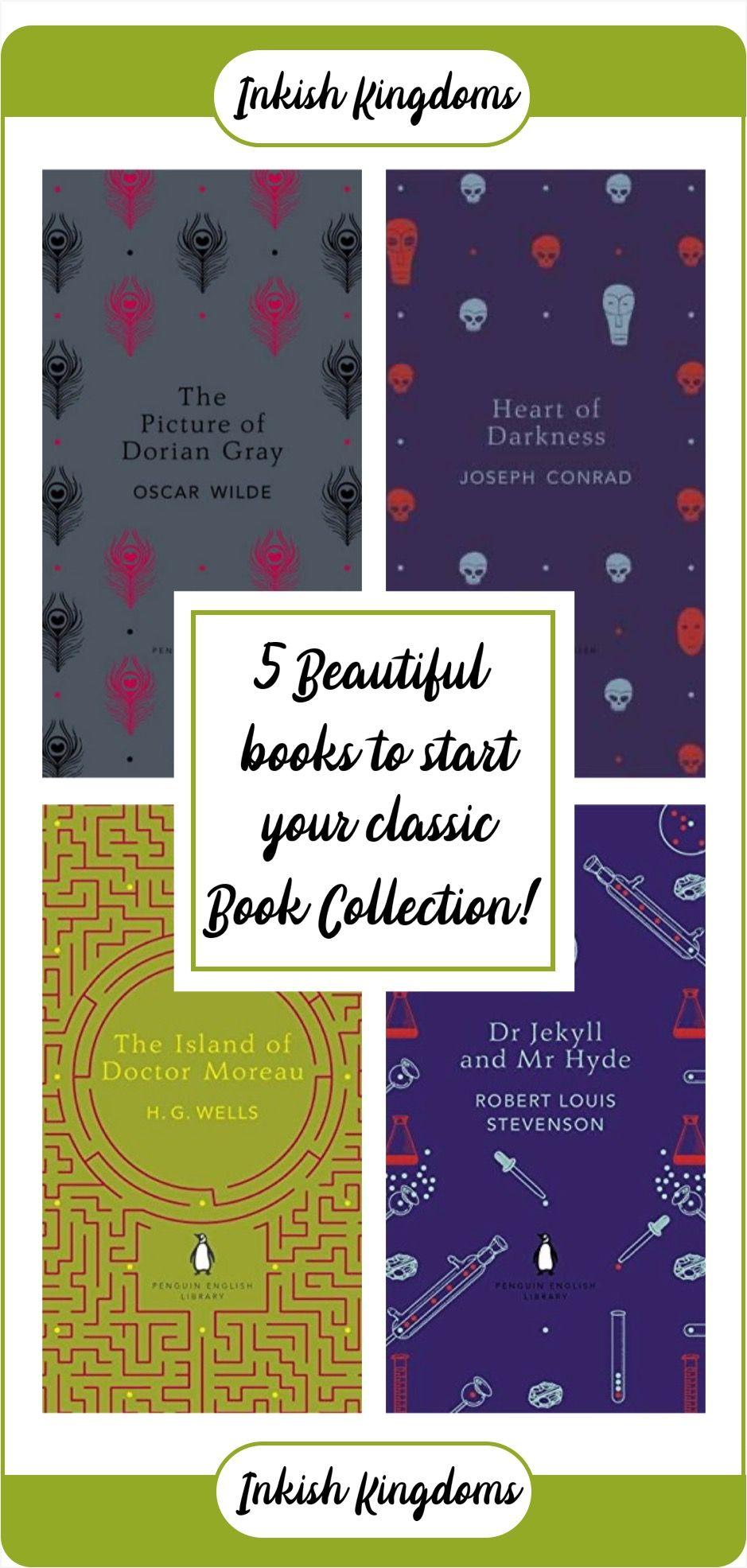 5 Beautiful Books To Start Your Classic Book Collection In 2020 Book Blogger Classic Books Book Blog
