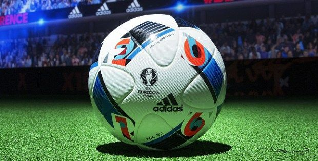 best quality coupon code detailing adidas Beau Jeu - Official Match Ball of the UEFA EURO 2016 ...