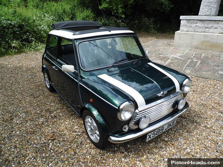 Mini Cooper S Sunroof Mini Classic All Mini Classics Cooper I