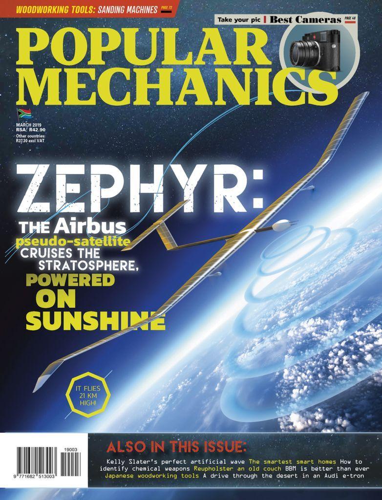 Popular Mechanics Popular mechanics, Mechanic, Outdoors