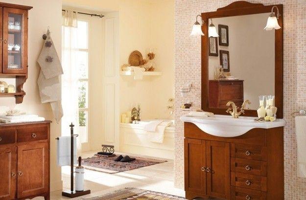 Idee Per Arredare Un Bagno In Stile Classico Arredamento Bagno