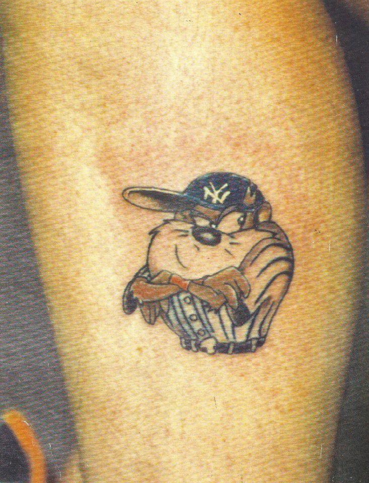 Tasmanischer Teufel Tattoo