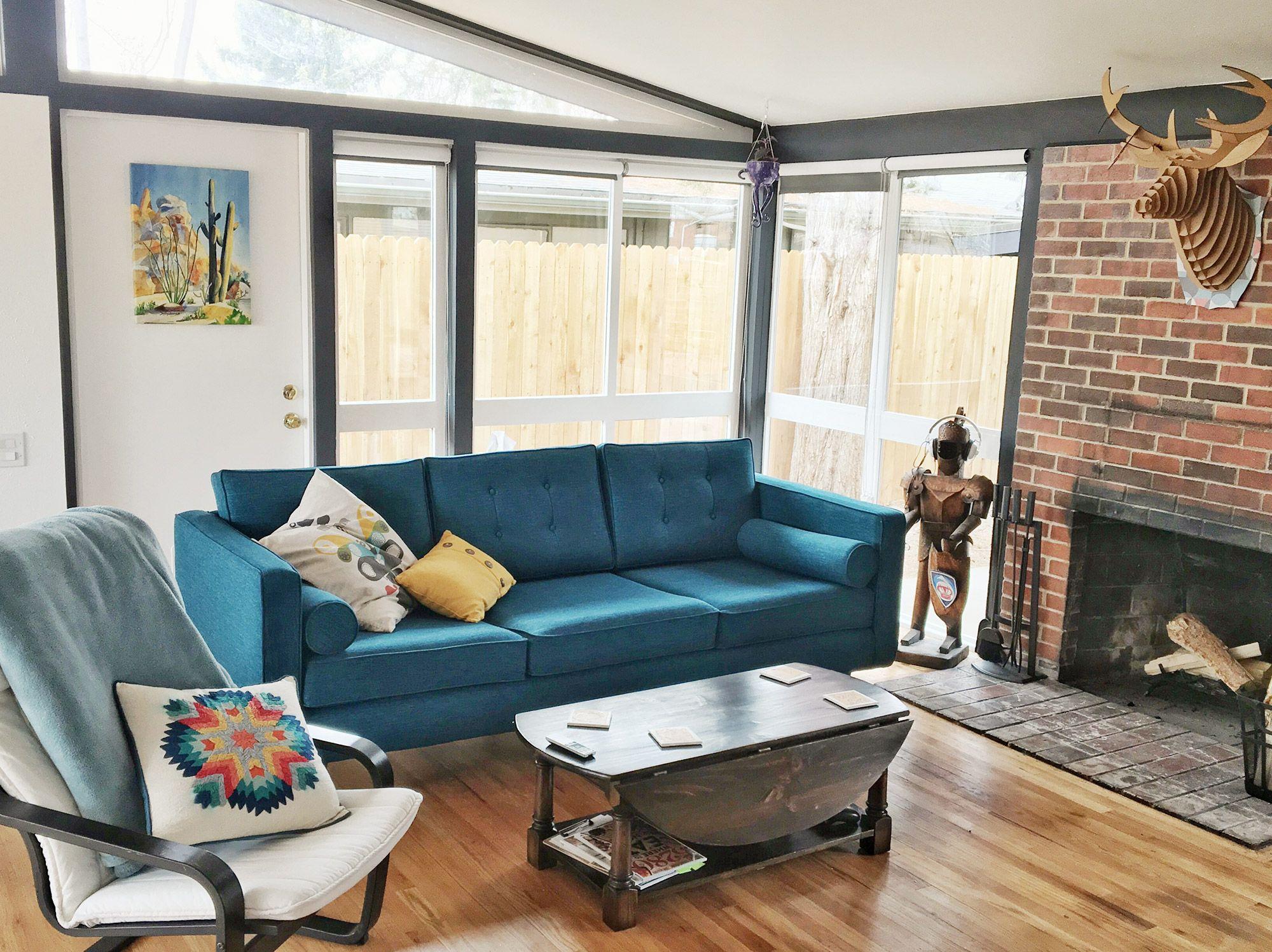 Joybird Braxton Sofa From Denny A.
