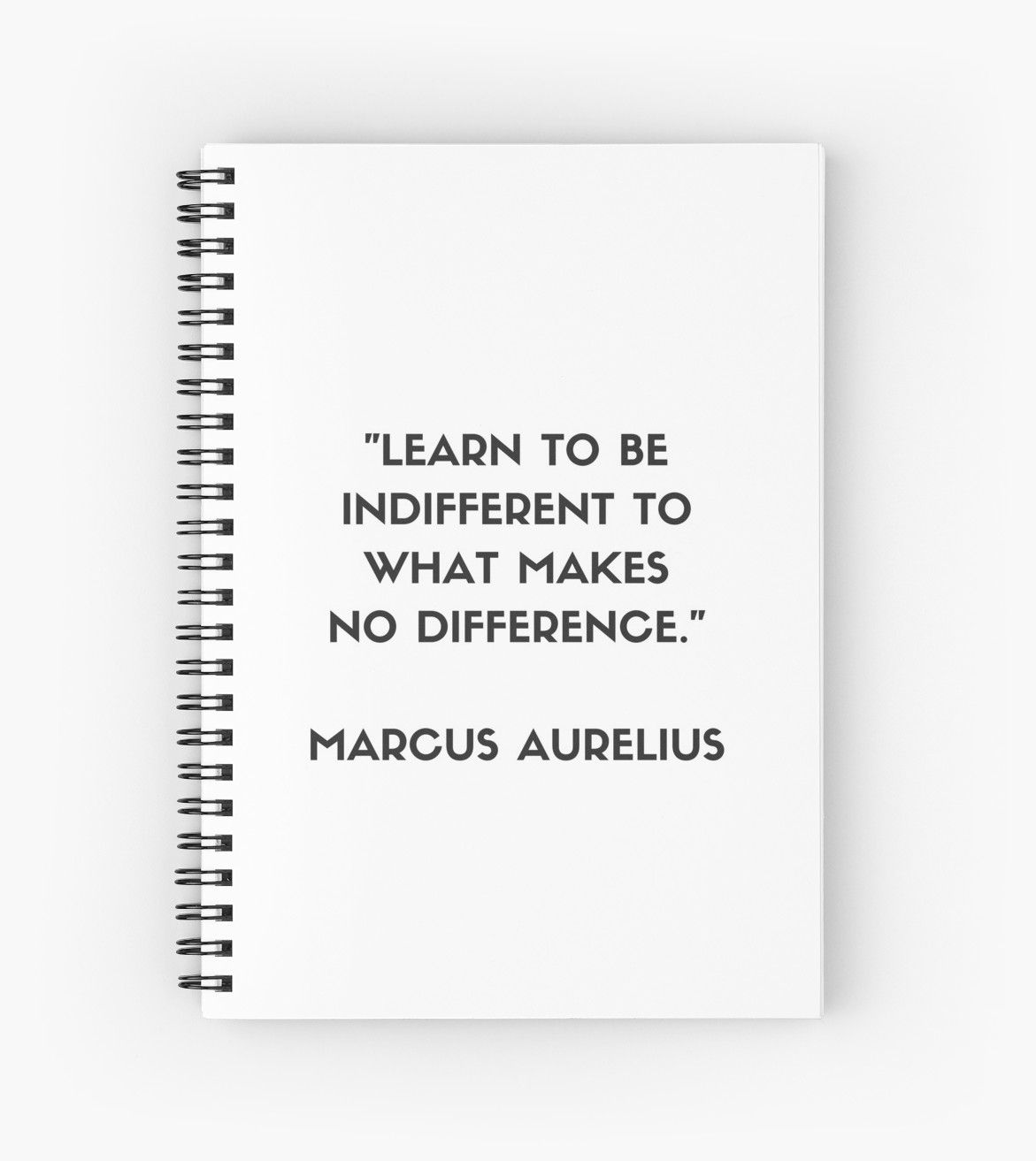 'MARCUS AURELIUS Stoic Philosophy Quote - Learn to be ...