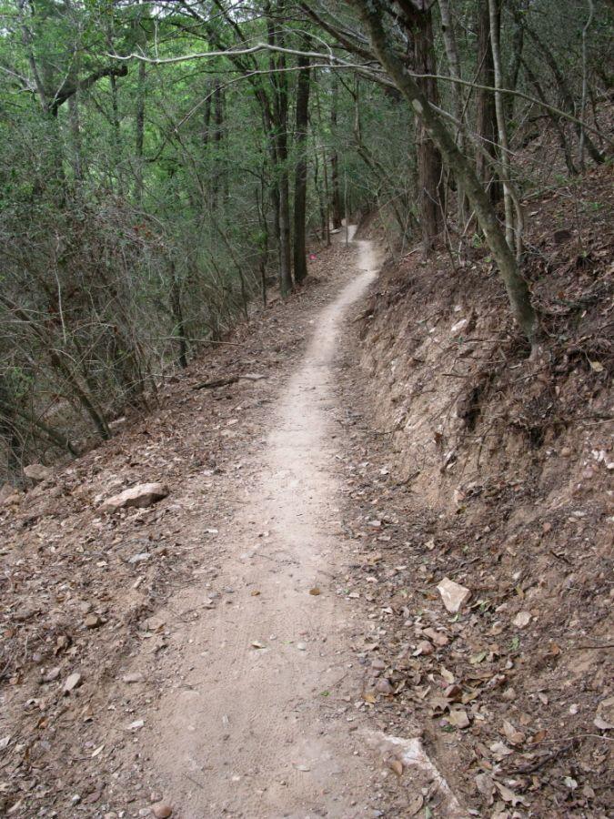 Mountain Bike Trails Dallas