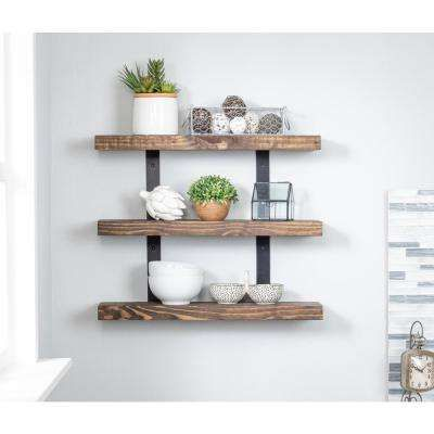 Search Results For Bathroom Wooden Wall Shelves At The Home Depot In 2020 Wall Shelf Decor Wood And Metal Shelves Wall Shelves