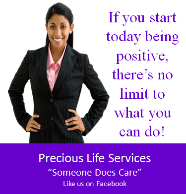 Follow us today and be inspired daily with words of encouragement and articles to help you 'BE WELL and Live!!!  www.facebook.com/PreciousLifeCrusade