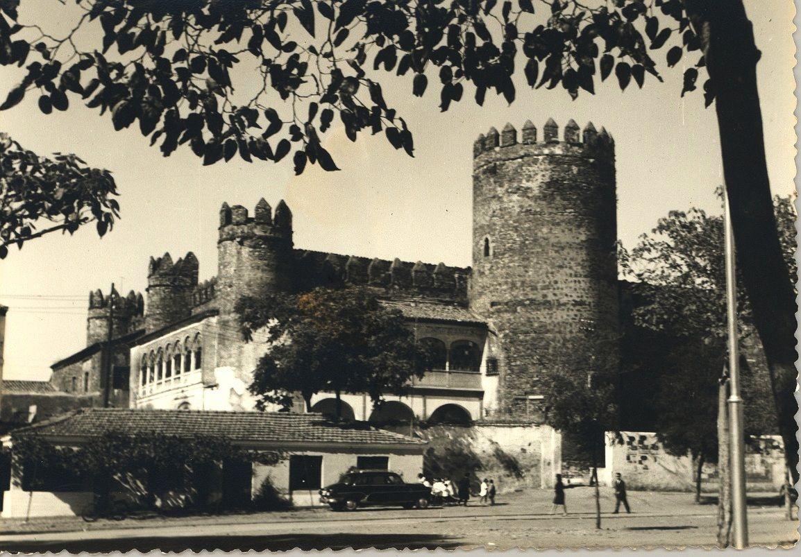Castillo de Medinaceli en Zafra