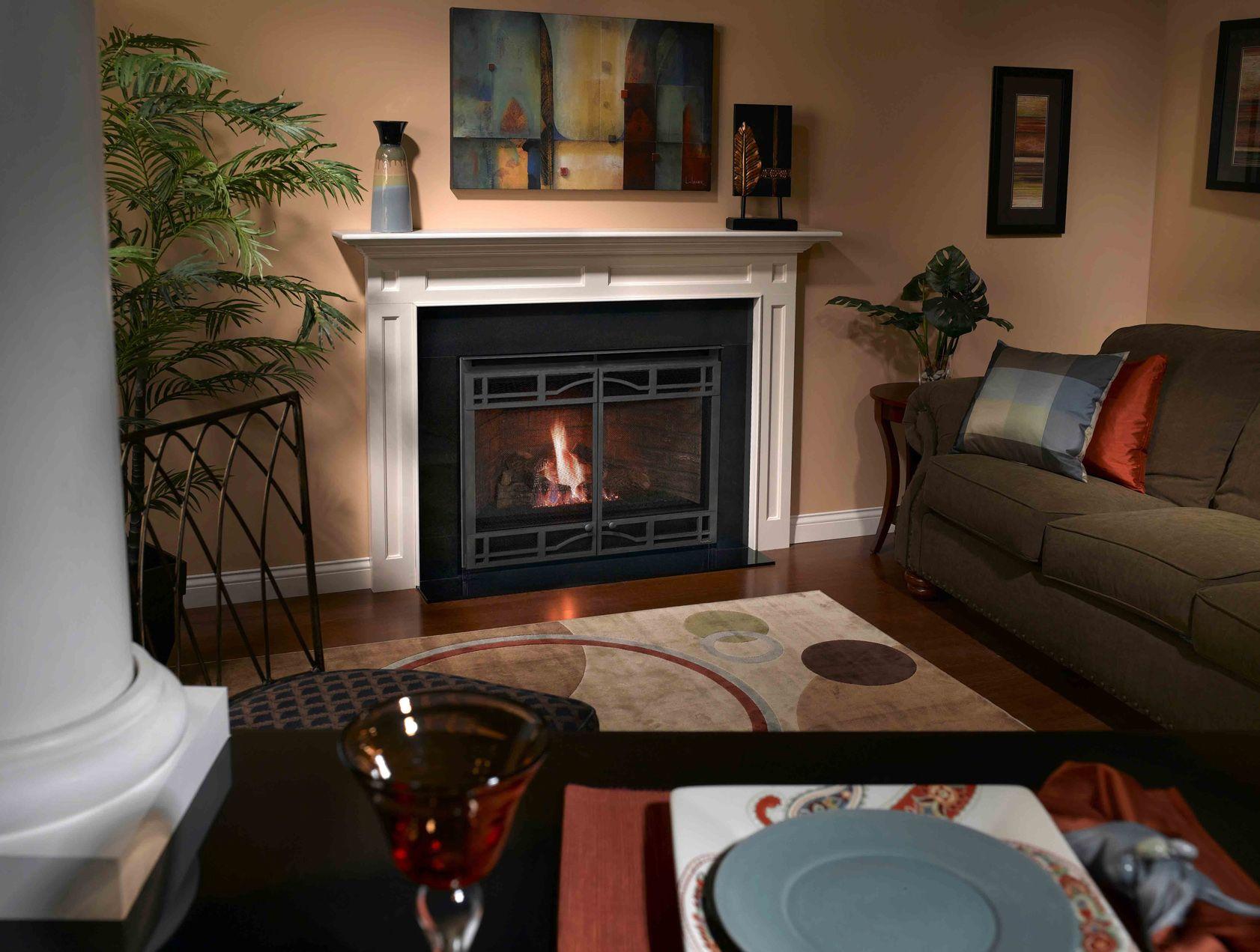 Heatilator Novus 36 Heatilator Fireplace Gas Fireplace