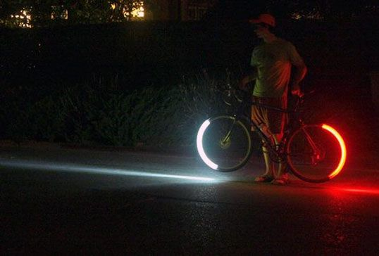 Revolights Creates The Next Generation Of Bike Lights Best Quote
