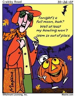 Maxine Quotes | Tags Halloween Maxine Comic Funny