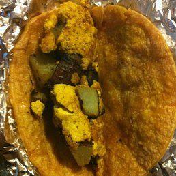 The Vegan Nom - Austin, TX, United States. #2 potato & tofu scramble