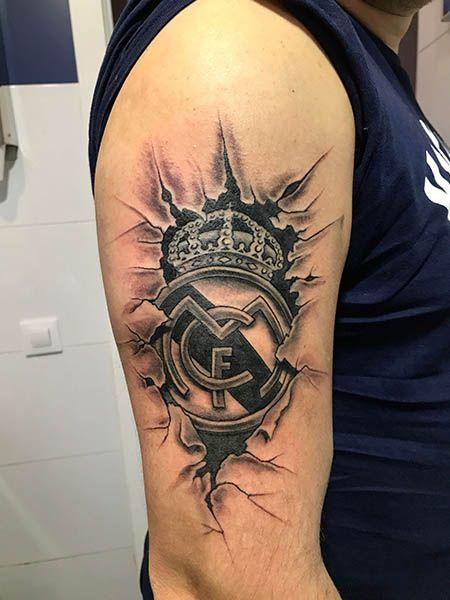 El Salvador Escudo Tattoo