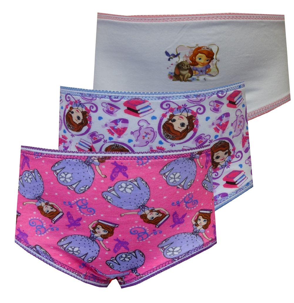 Lalaloopsy Girls Peggy /& Confetti Carnival 7 Pack Size 2T//3T Panties