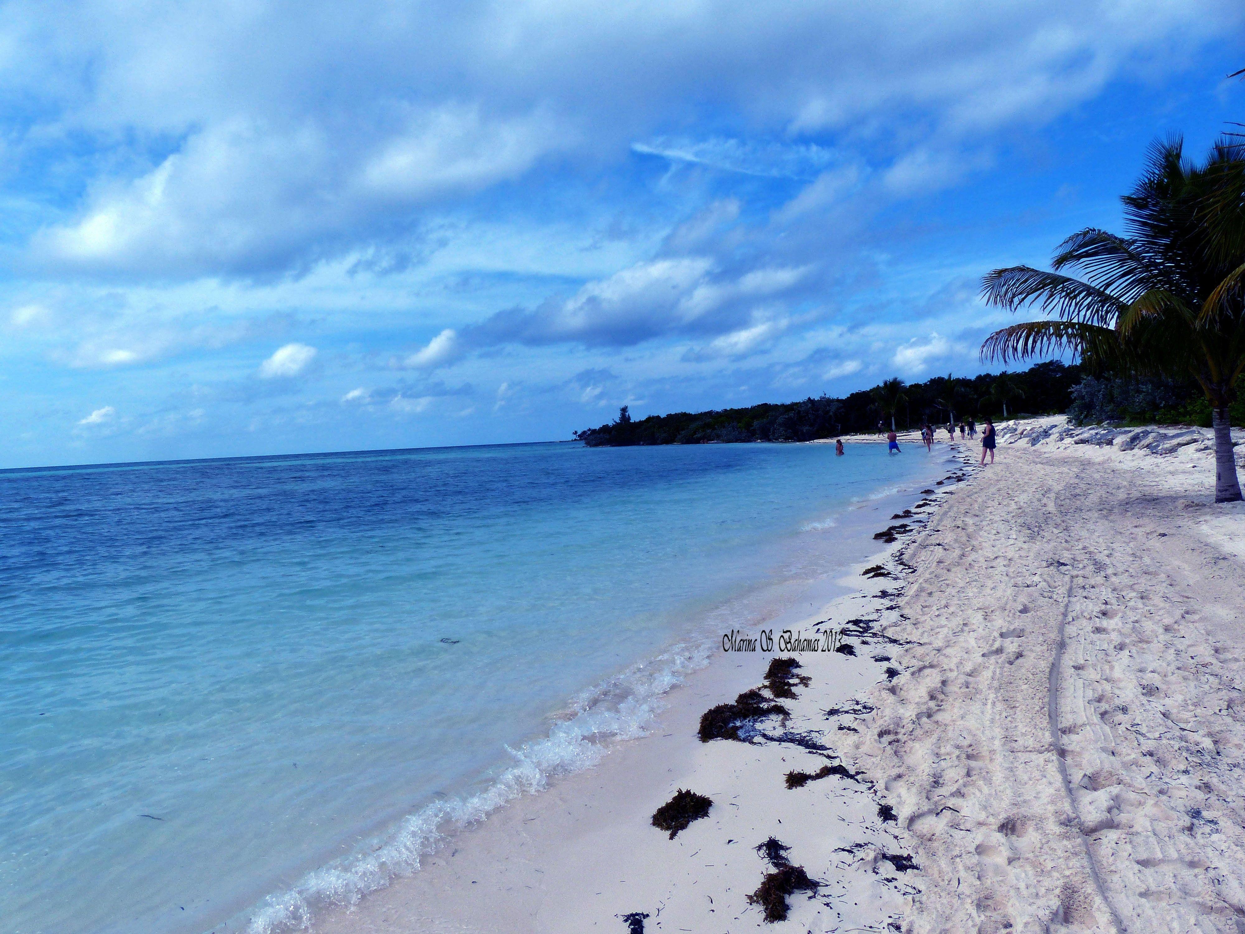 Coco Cay Bahamas ..