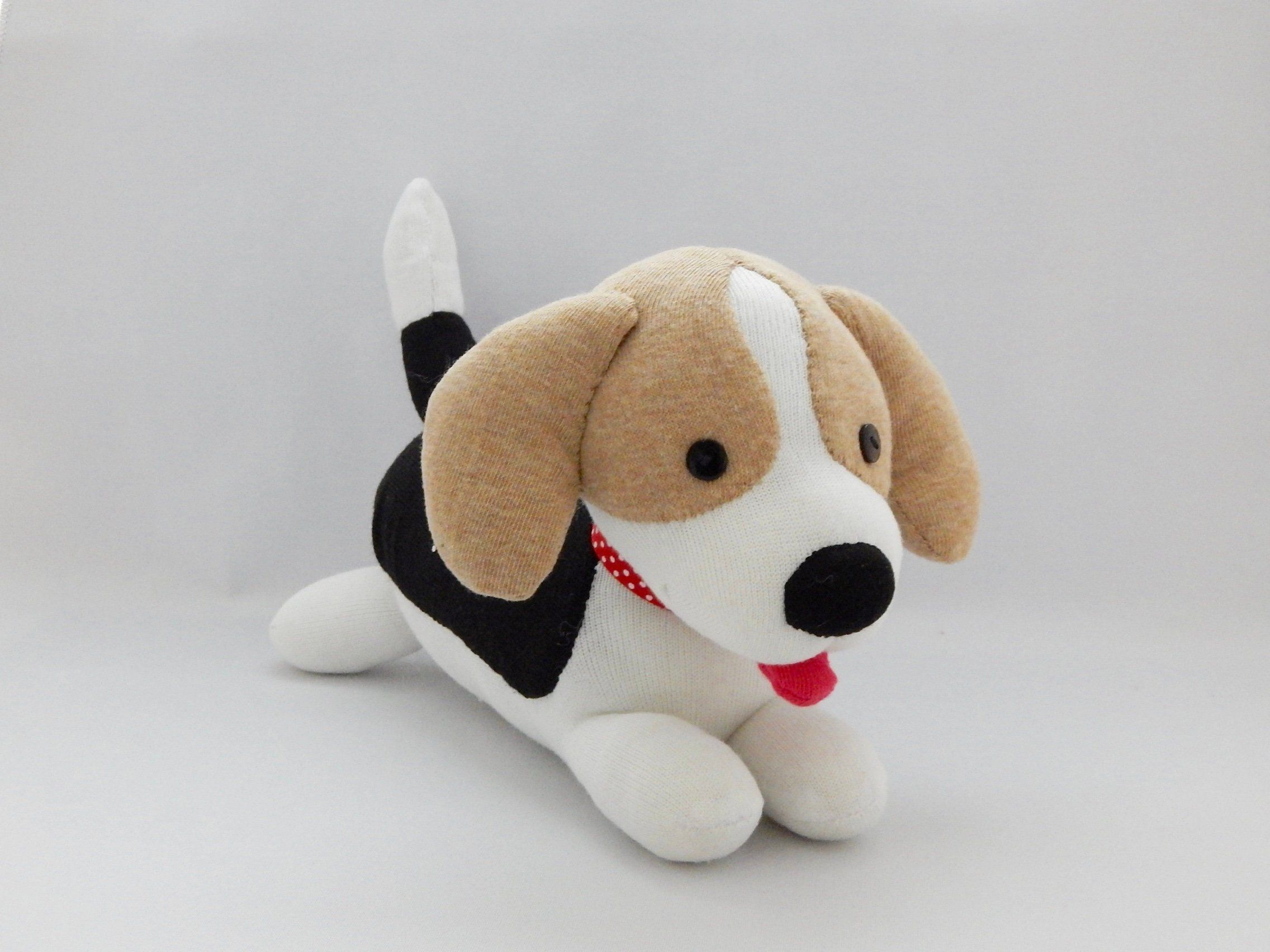 Beagle Puppy Plush Toy Dog Stuffed Animal Stuffed Doll Stuffed Toy Sock Monkey Puppy Plush Toys Dog Stuffed Animal Beagle Puppy [ 1704 x 2272 Pixel ]