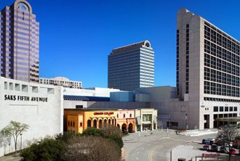 Westin Galleria Dallas Hotel Attached To The Mall Rooftop Pool