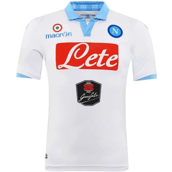 J League Football Shirts: Italian Serie A Team SSC Napoli Unveiled Their Mainly