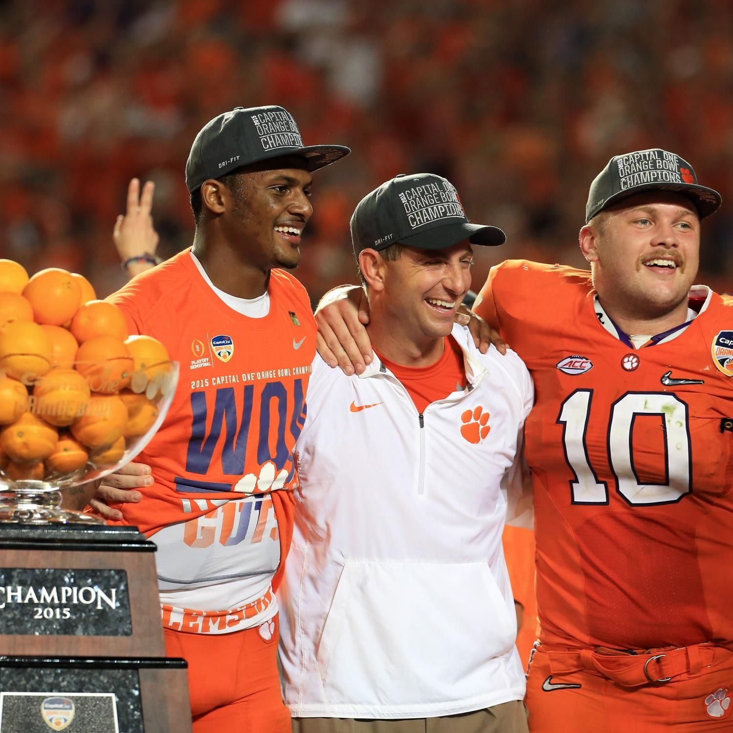 Meet Clemson America S New Favorite College Football Team Clemson Tigers Football Clemson College Football Teams