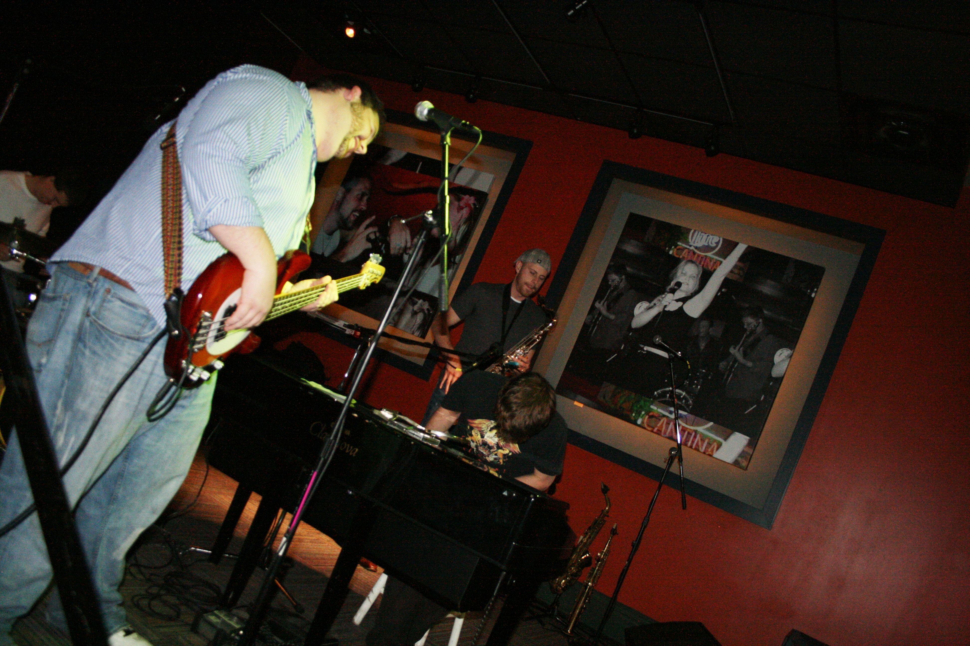 Feb. 5th, 2010 - Gig 316 – The Bank Bar & Grille – Dubuque, IA – 10:00pm-1:30am