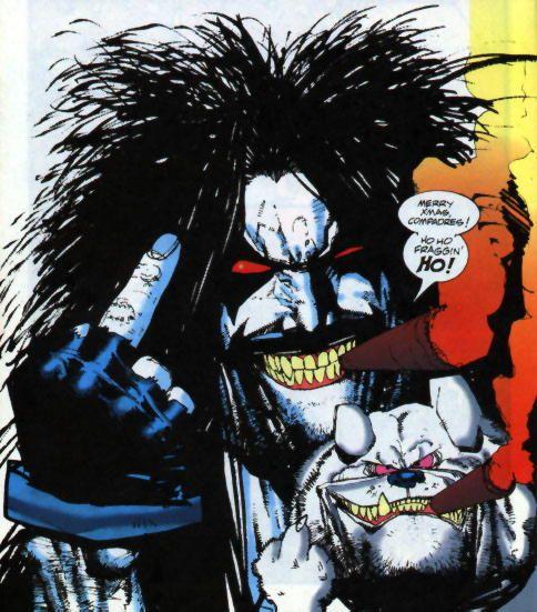 Lobo Dc Comics Wallpapers Lobo Dc Lobo