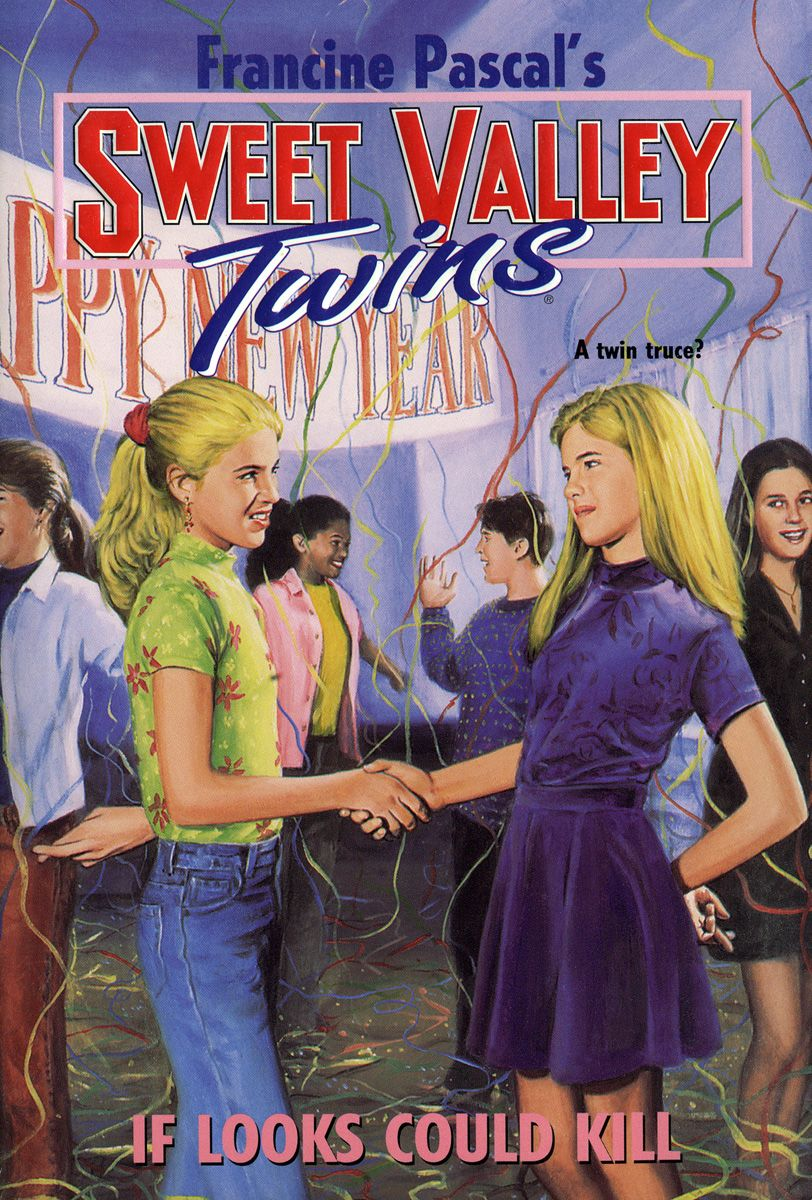 If Looks Could Kill, Sweet Valley Twins Francine Pascal