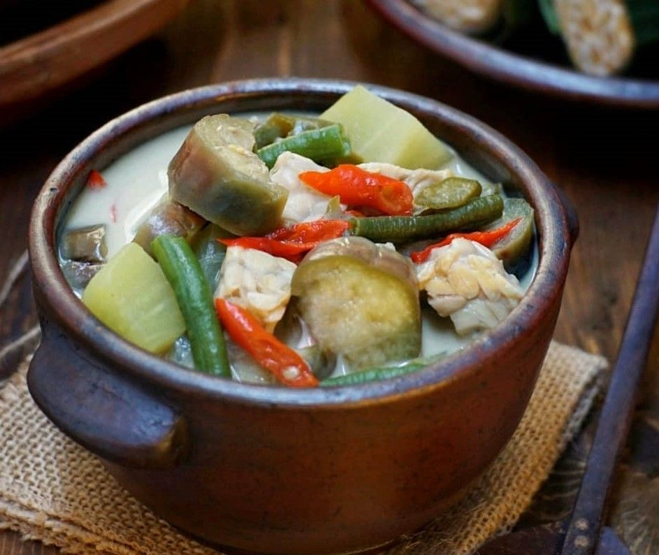 4 Resep Sayur Lodeh Jawa Spesial Manakah Yang Jadi Favoritmu Resep Resep Sayuran Resep Masakan Vegetarian