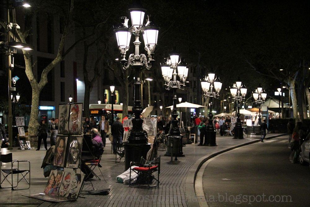 fotos von ♥ maaria  Las Ramblas / Barcelona