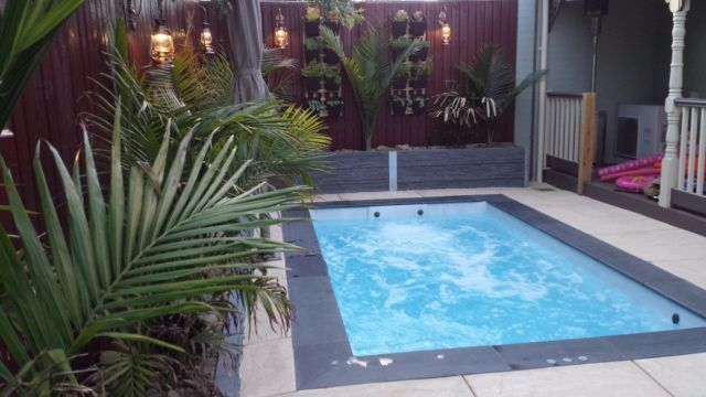 Swim Spa Plunge Pool & Swimming Pool all in ONE JAZZ Spas ...