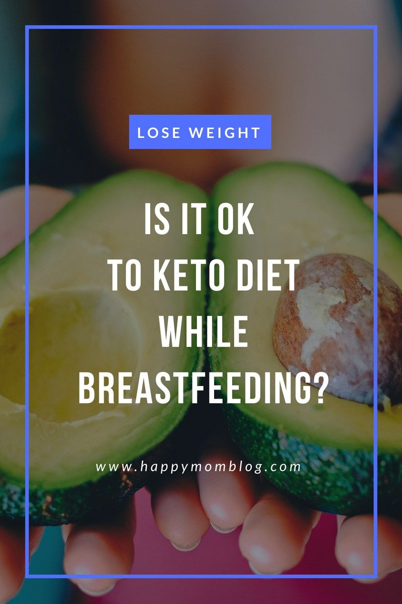 7 Tips For Successful Breastfeeding While On Ketogenic