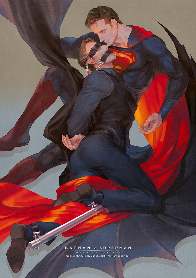 Junseo(峻曙) в Твиттере: «- Son of Krypton. vs Bat of Gotham : Dawn of Justice - https://t.co/a1YWVp0olL»