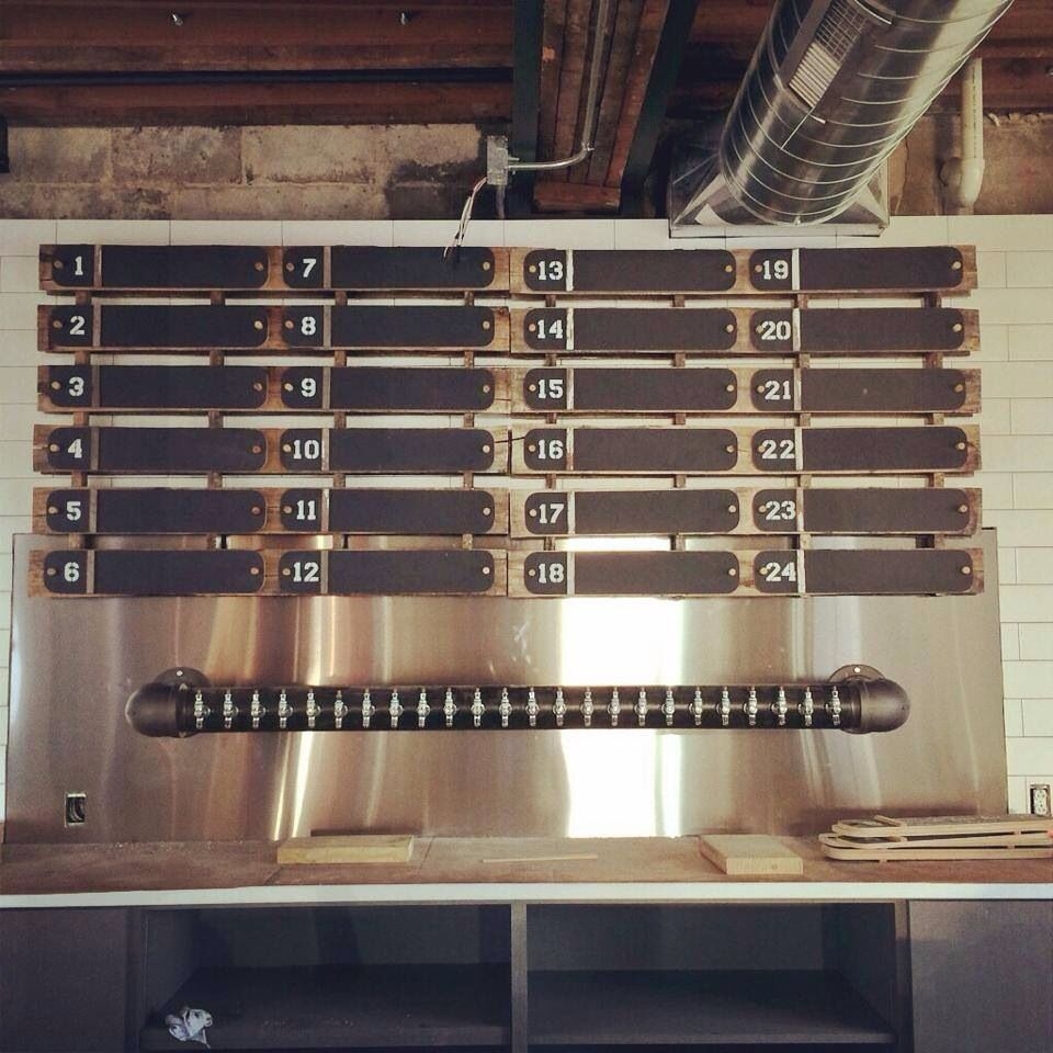 24 Beautiful Wall Mounted Taps Www Tappedbeer Com Tapped