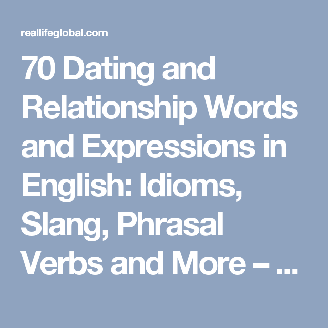 teaching about dating and relationships