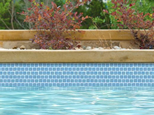 Product Image Glass Pool Tile Pool Designs Pool Remodel