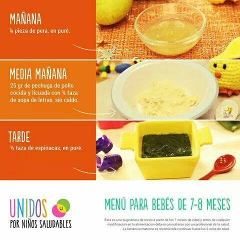 Dieta Vs Colesterol Recetas De Comida Para Bebes Comida Para Bebes Comida Para Bebes De 8 Meses