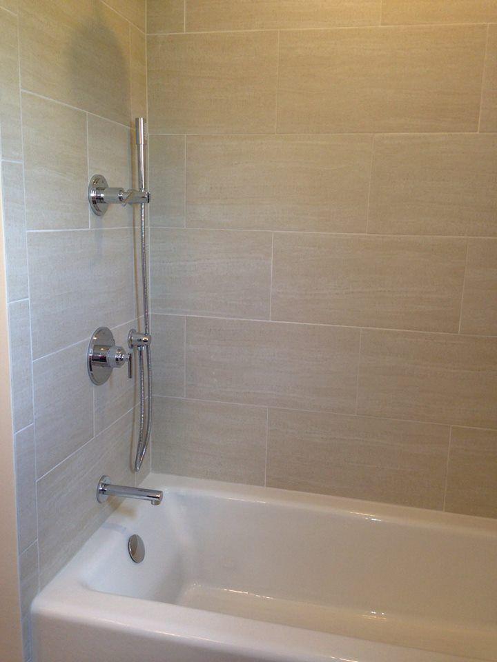 Jameson Interiors - Barton Hills I Guest Bathroom Remodel Jameson