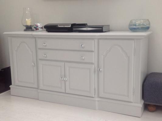 painted in f b 39 s dimpse furniture pinterest minimal living kitchen unit and kitchens. Black Bedroom Furniture Sets. Home Design Ideas