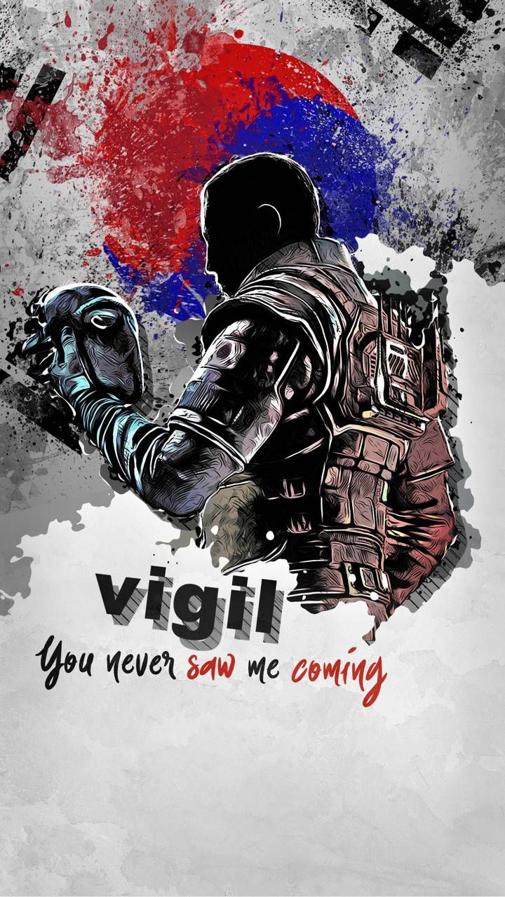 rainbow six siege vigil guide