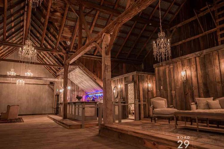 Barn Interior Wedding Venue Ideas | Wedding venues ontario ...