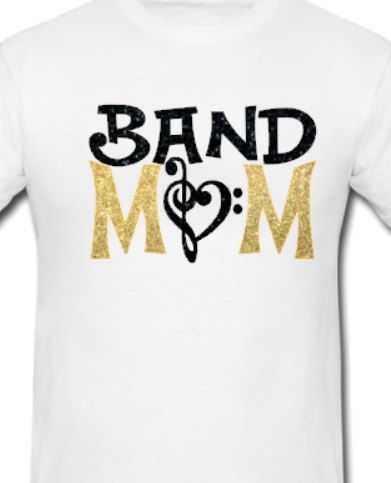 522cc42a Band Mom Shirt Band Competition Shirt School by CrookedArrowDesign More